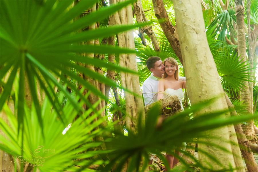 свадебное путешествие в мексику фотографии