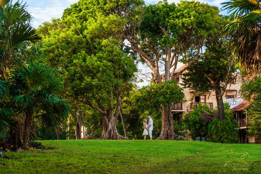 свадебное путешествие в плая дель кармен
