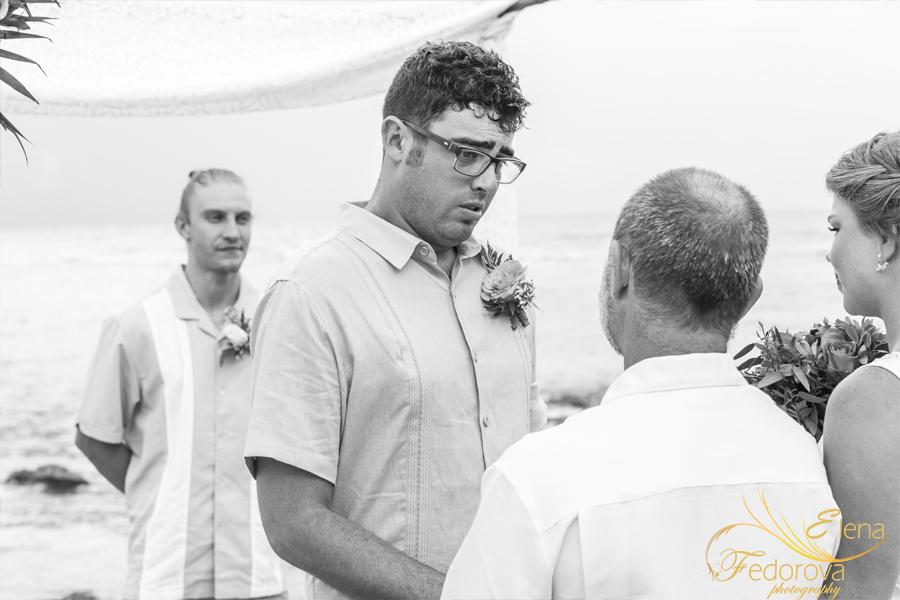 трогательные моменты на свадьбе