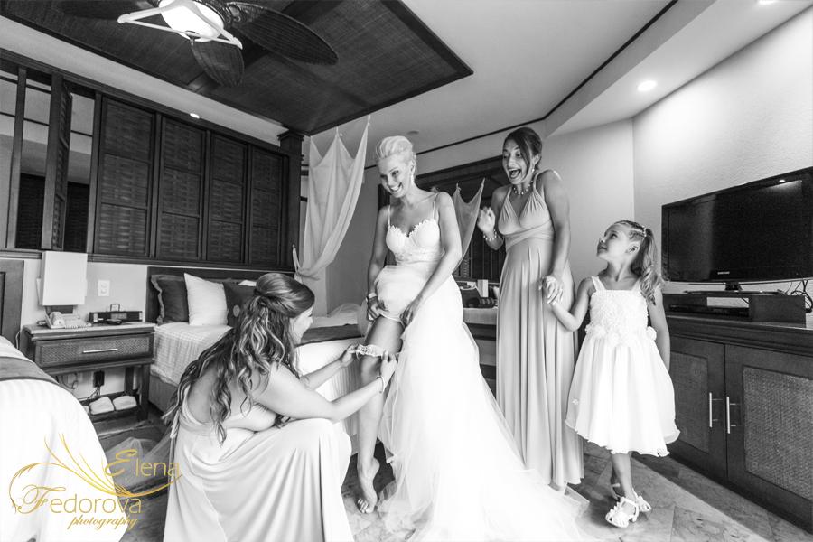 веселое фото невесты