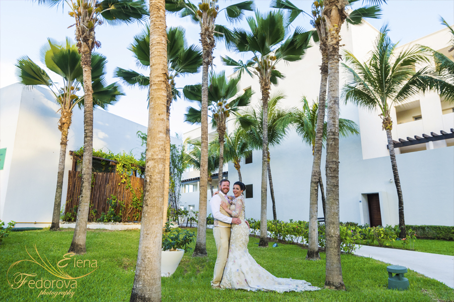 курорт в мексике для свадьбы