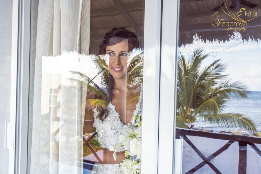 невеста портрет мексика