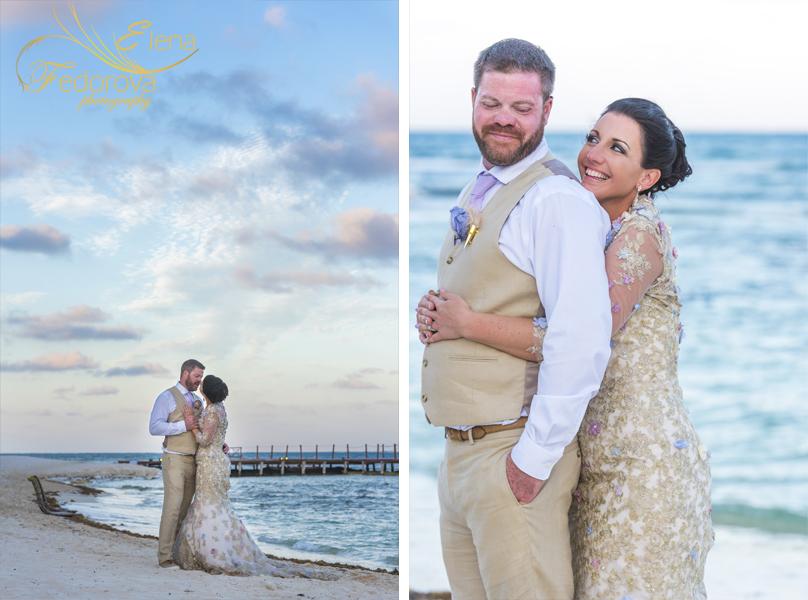 пара после свадьбы в мексике