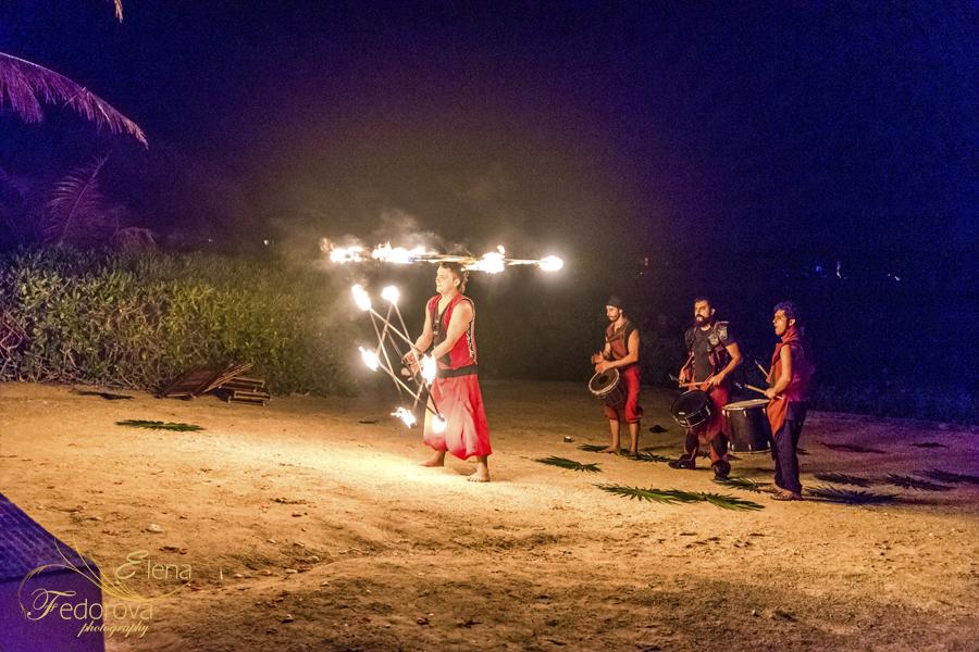 шоу с огнем мексика
