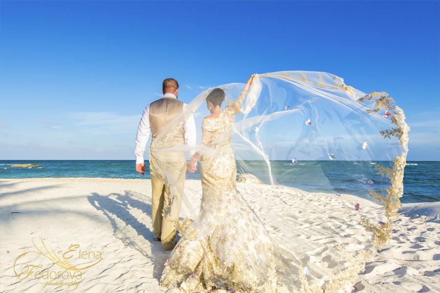 свадьба мексика на пляже