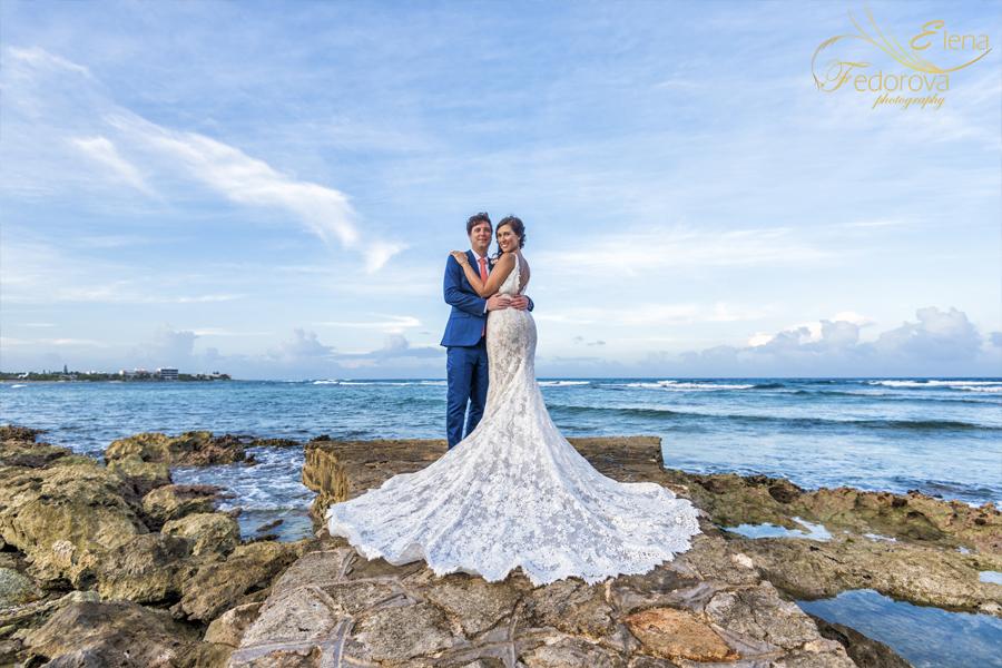 свадьба на вилле в мексике фото