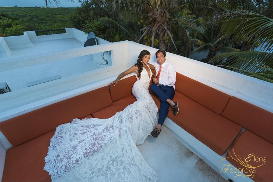 свадьба на вилле в мексике фотограф