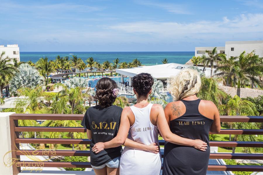 свадьба в мексике на курорте сильверсэнд