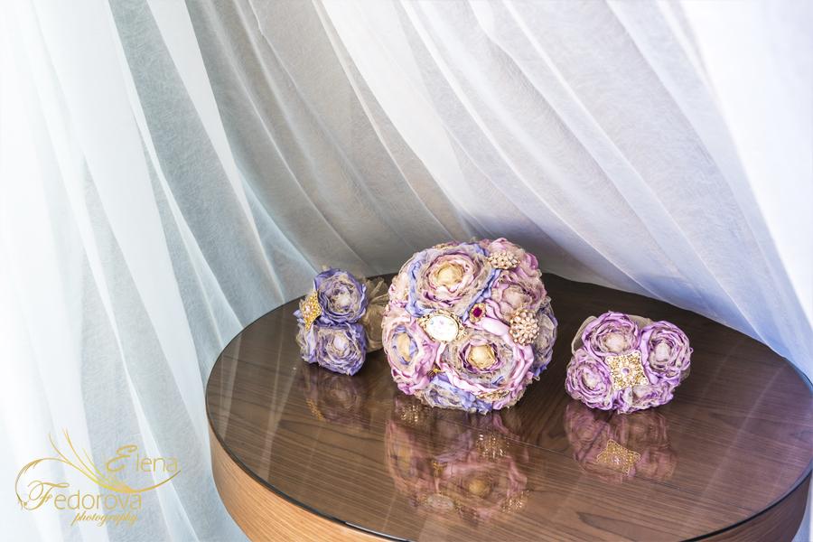 свадьба в мексике на курорте цветы
