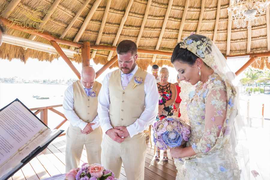 свадьба в мексике на курорте