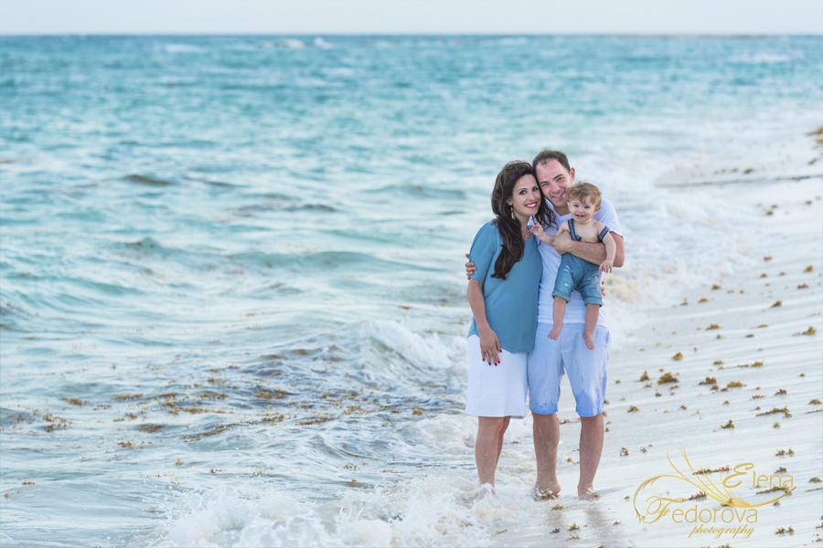 фотосьемка семейная на море