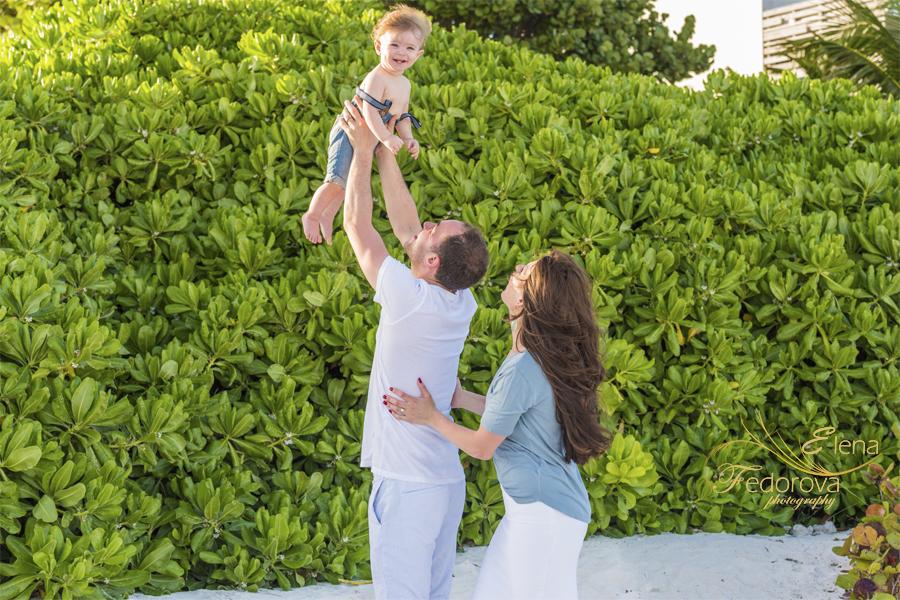 фотосьемка семейная с ребенком