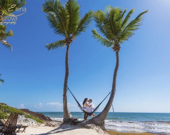 Свадьба в Тулуме Мексика