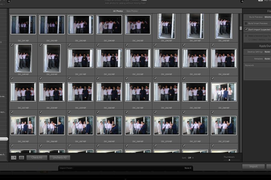 ретуширование фотографий