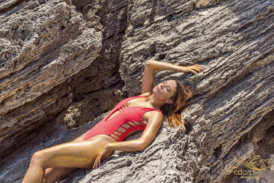 фотосъемка на скалах