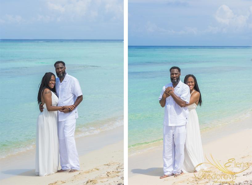 фотосессия на годовщину свадьбы на море