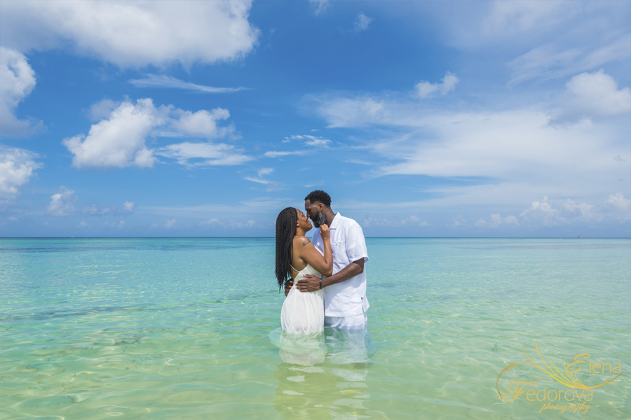 годовщина свадьбы фотосессия в море